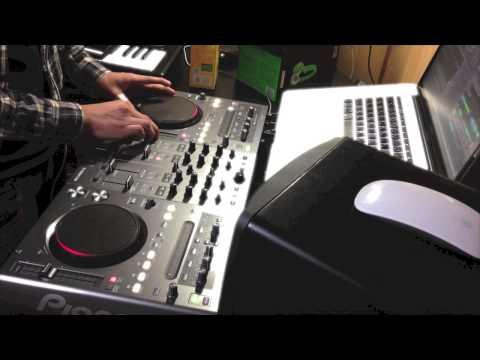 DJ K3N - DDJ - T1 Pioneer (ROCK IT WITH...