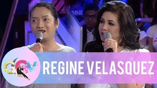 GGV: Anton Diva recalls how important Regine Velarquez is to her