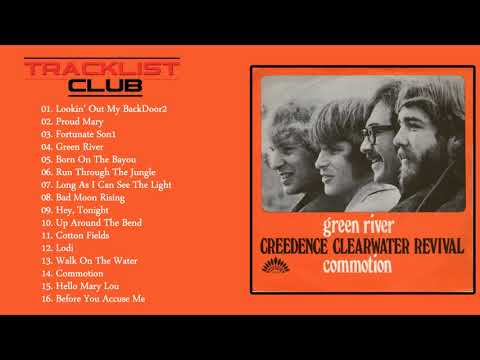 Creedence Clearwater Revival Greatest Hits Full Album 2017 - Creedence Clearwater Revival Collection