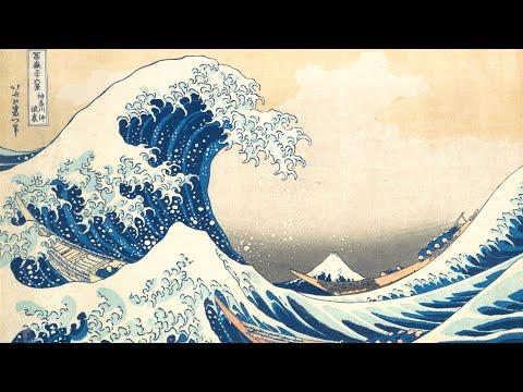 Психология искусства. Японский импрессионизм. Часть I