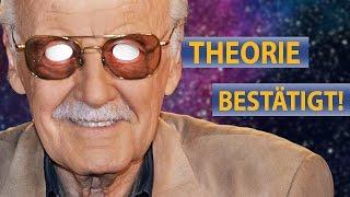 Warum ist Stan Lee in (fast) allen Marvel-Filmen?   Theorie bestätigt!