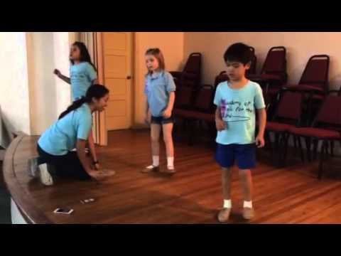Tap Dance Lesson at Academy of Music for the Blind