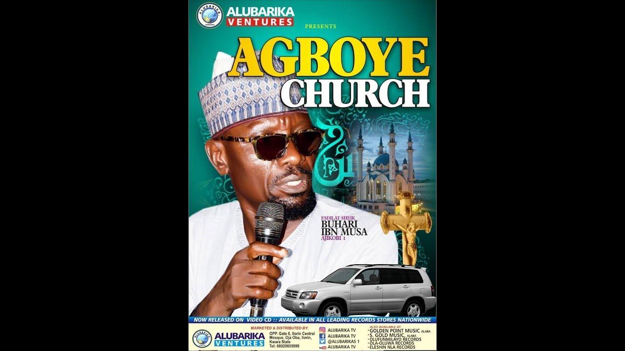 AGBOYE CHURCH Buhari Omo Musa lecture in Celestial Church in Lagos
