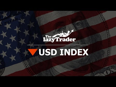 How To Trade The Dollar Index - USDX Forex Trading Strategy