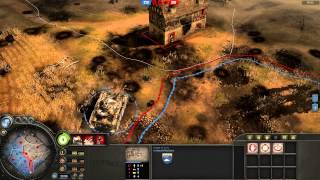 Company of Heroes: The Strength of Artillery