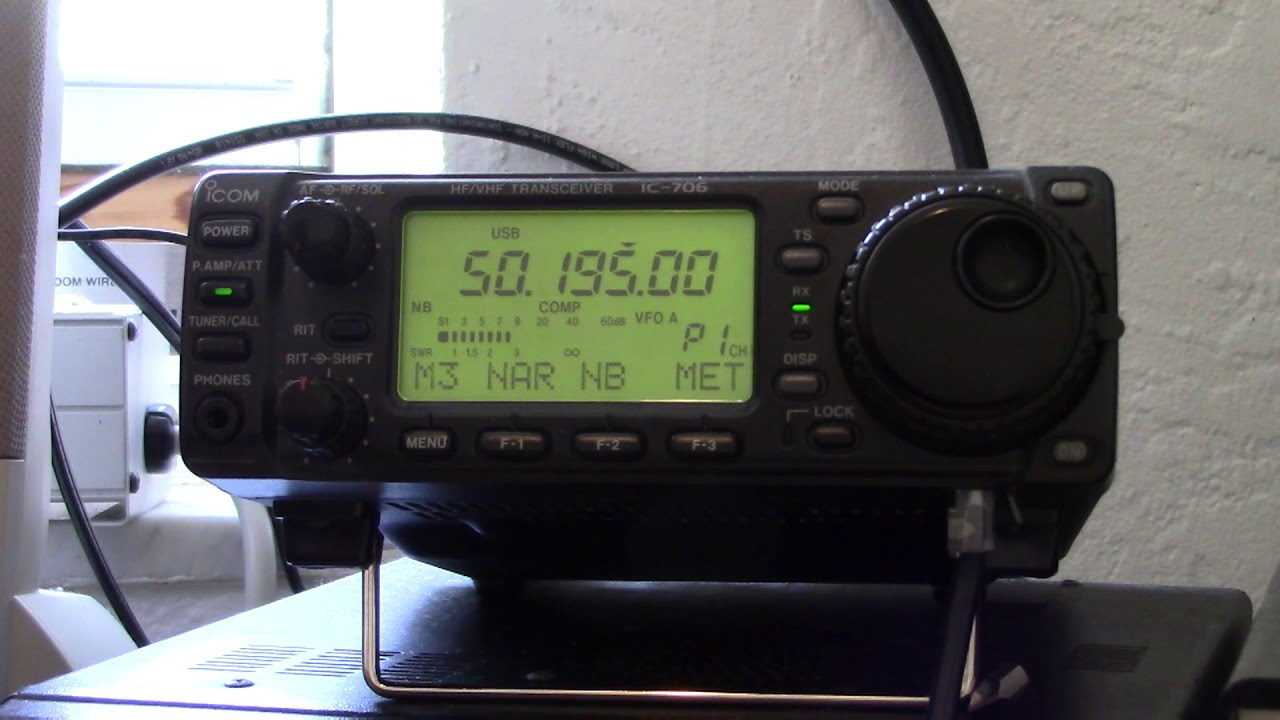 Excellent answer amateur vhf beacons apologise