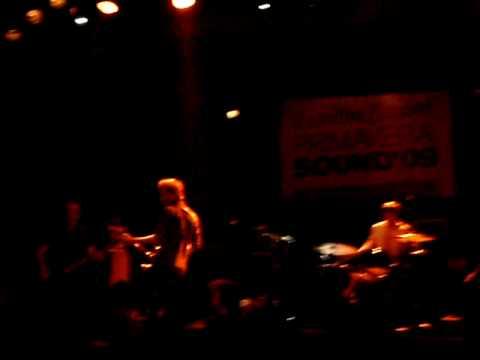 THE DISCIPLINES live @ apolo, barcelona (primavera sound 2009)