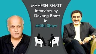Mahesh Bhatt | Film Director | Writer | Producer | Interview with Devang Bhatt