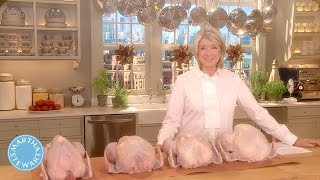 Selecting The Perfect Thanksgiving Turkey - Martha Stewart