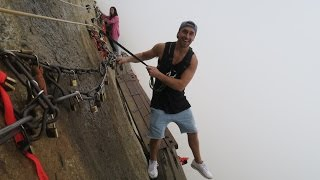 The most dangerous hike in the world!