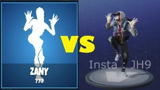 * NEU* Fortnite Staffel 4 EMOTES/DANCE IN REAL LIFE LEAKED! (ZANY, DIP, STAR POWER, SNAP, TAKE 14)