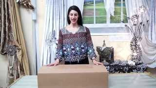 Drapery Hardware Diy - What's In The Box? | French Shell Crown 5-piece Combo | Video #89