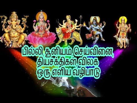 Removed Seivinai Pilli Soonyam In Tamil