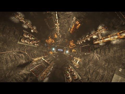 Elite: Dangerous A Visit to The Den: New Wolves of Jonai Asteroid Base