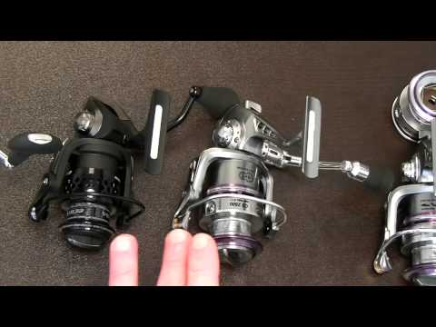 How To Select A Spinning Fishing Reel