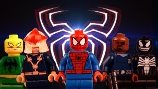 LEGO ULTIMATE SPIDERMAN EPISODE 1 BATTLE OF DOC OCK and SANDMAN