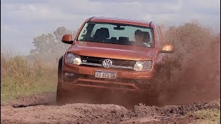 Volkswagen Amarok V6 Comfortline - Minitest - Matías Antico - TN Autos