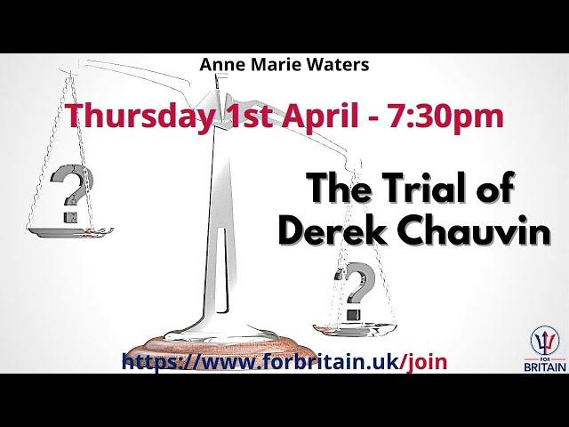 Anne Marie Presents: The Trial of Derek Chauvin