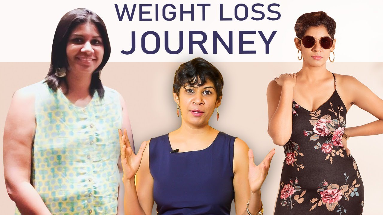 😮 No Diet, No Exercise! - KD Vs KG Kripa Dharmaraj's Weight Loss Journey | Real Transformation Story