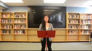 "Sharmane Villanueva - ""Just Another Poem"""