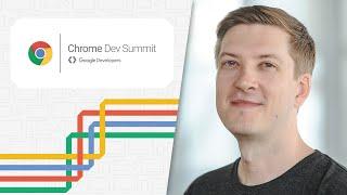 Building Progressive Web Apps with Polymer (Chrome Dev Summit 2015)