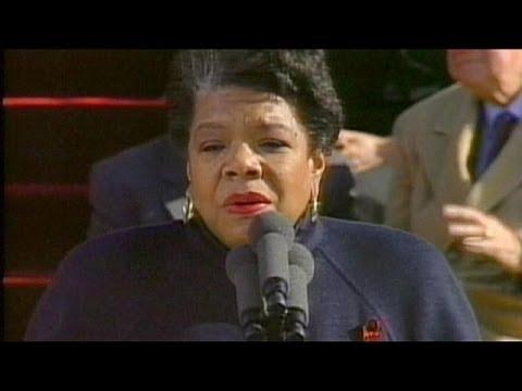 Maya Angelou dies aged 86