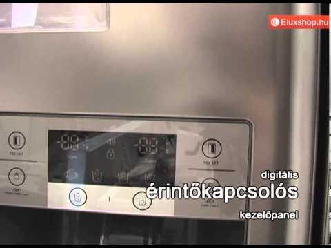 Aeg Kühlschrank No Frost : Aeg s xns hűtőgép eluxshop hu youtube
