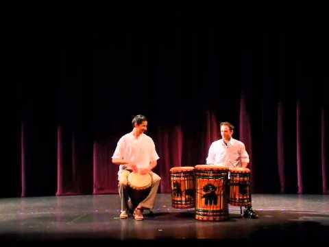 Kessler-Cisneros Drum Suite; on bougarabou and djun djuns