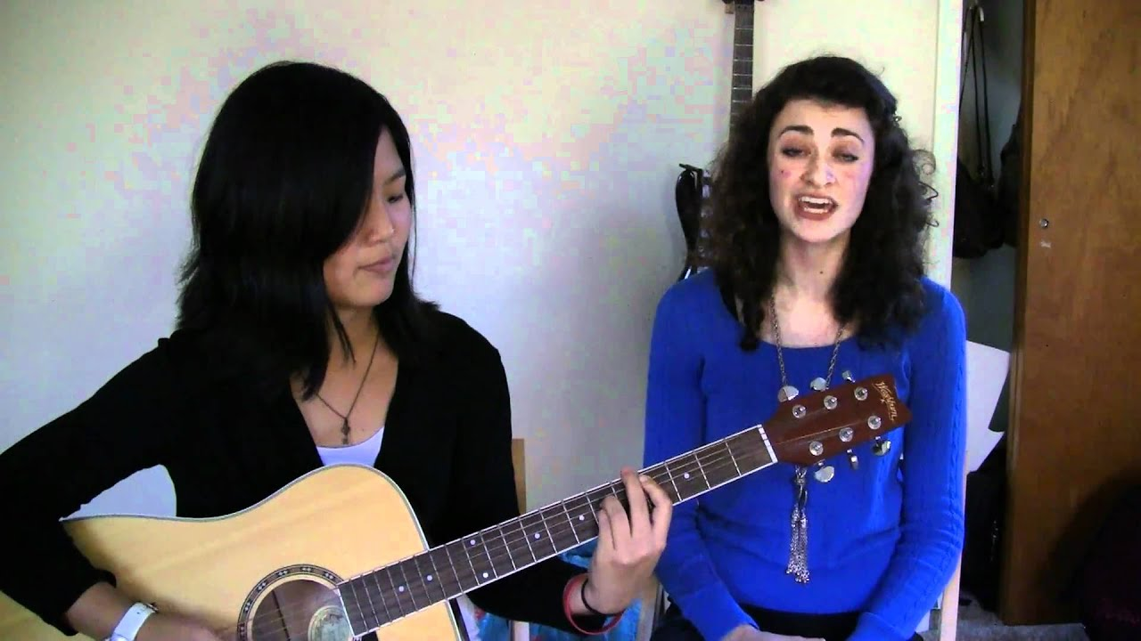 The Downtown Fiction I Just Wanna Run Acoustic Cover Youtube