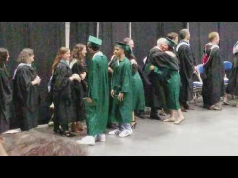 Wilson High School commencement 2017