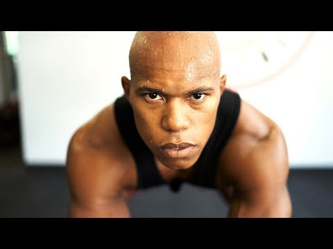 Watch Out World: Jahkeen Washington - Certified Personal Trainer