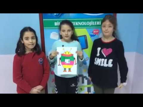 Arsin Mehmet A E Ortaokulu- Merve Ceren Yıldız- Yağmur Yıldız- Sudenas Çalık