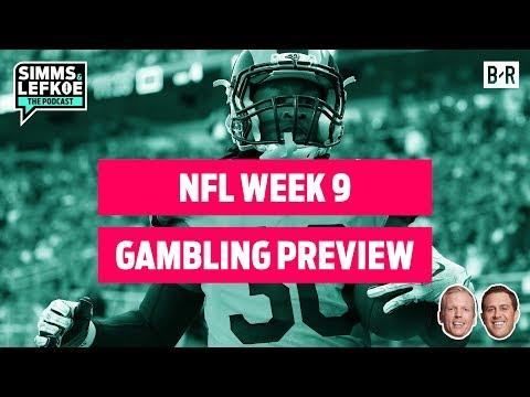 Rams vs. Saints: Who Has the Edge in NFC Showdown?   NFL Week 9 Gambling Preview
