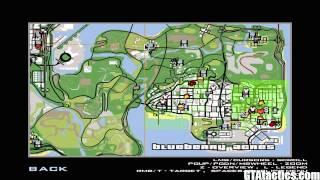 GTA San Andreas - Misiones Secundarias y como llegar al 100% - Tutorial