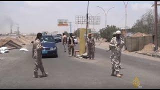 خطة أمنية لمواجهة المجموعات المسلحة بعدن