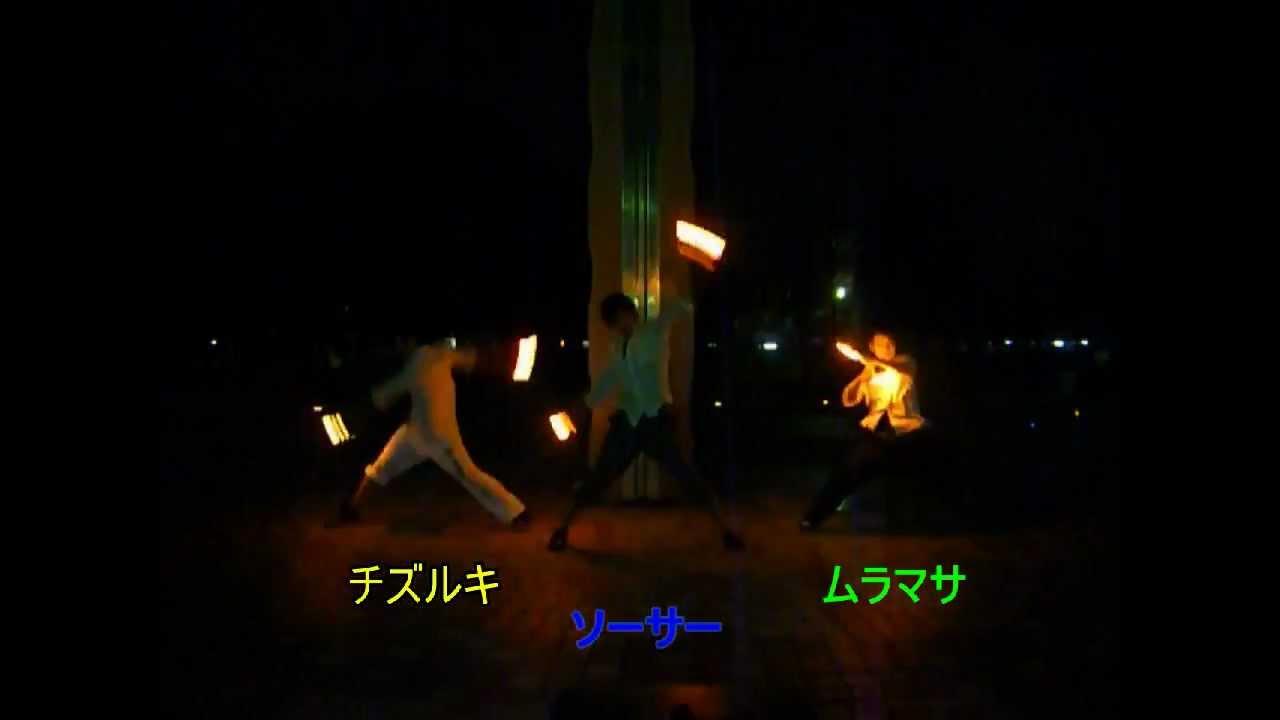 【朋友】 ヲタ芸 3人で技18種類!全技名紹介付everyday、カチューシャ