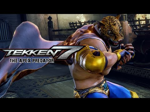 "TEKKEN 7- King Combo Exhibition ""The Apex Predator"""