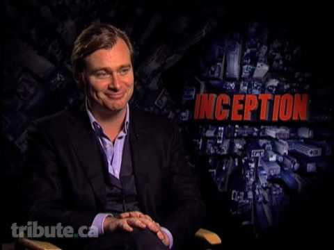 Christopher Nolan: Director - Inception Interview
