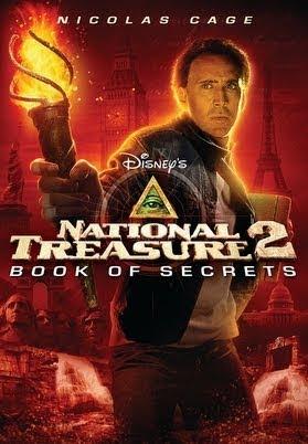 Pemain film national treasure book of secrets movie
