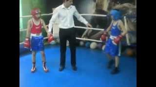 Бокс молодых 10лет