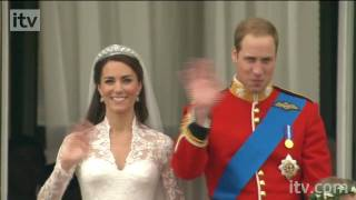 The Royal Wedding   The Kiss   ITV