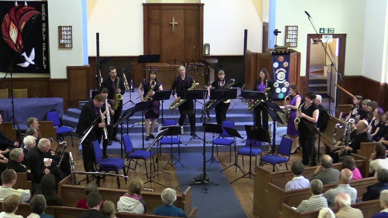 Me and My Baby - Equinox Saxophone Ensemble
