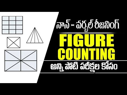 Counting Of Figures Shortcuts In Telugu