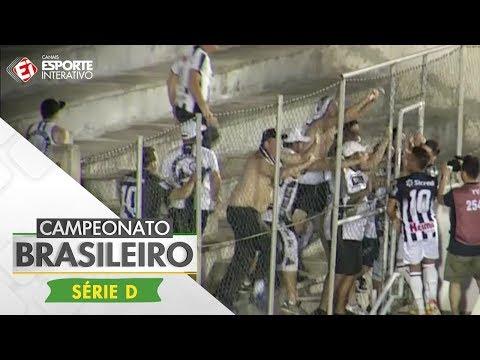 Melhores momentos - Globo 0 x 5 Operário - Série D (03/09/2017)