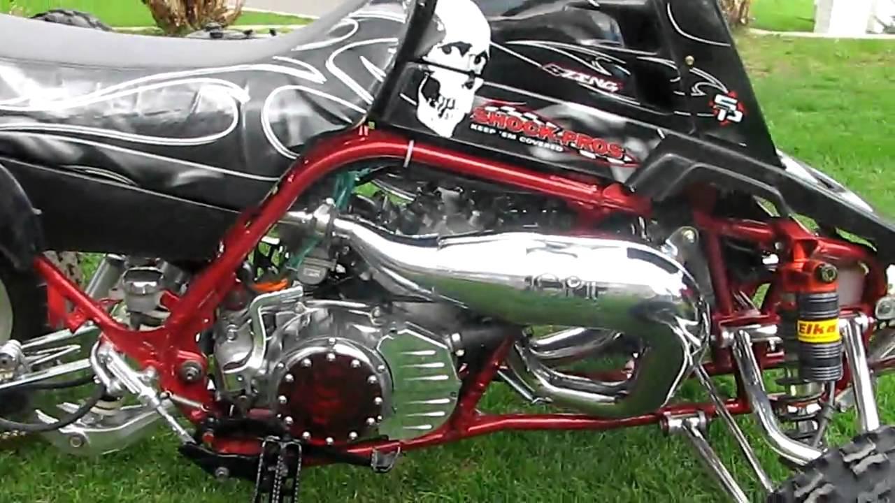 banshee cheetah 500cc pv AVI by Nick Tremblay