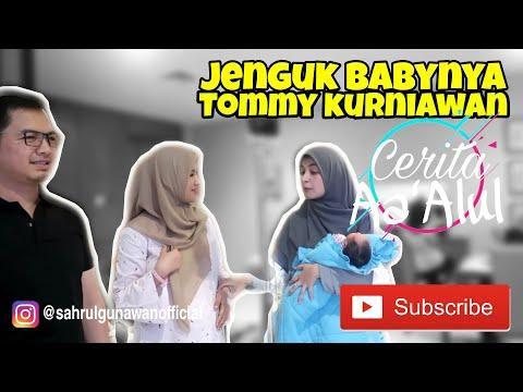 #vlog #beriman #host #viral Host BERIMAN JENGUKIN BABYNYA TOMMY KURNIAWAN - CERITA SAHRUL GUNAWAN
