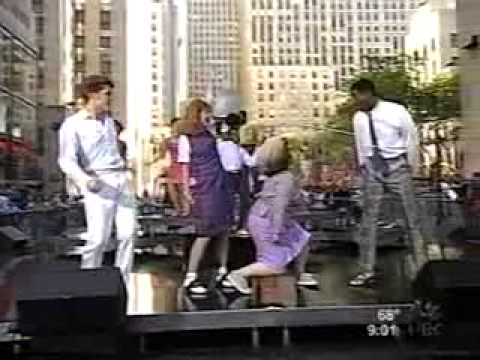 Hairspray Original Broadway Cast  Run and Tell That  The Today