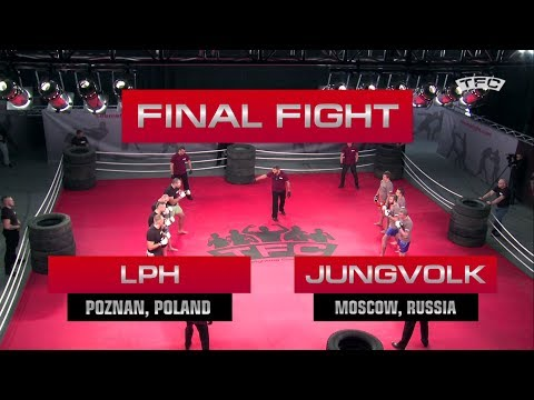 Video of final Fight of the TFC Event 1 LPH (Poznan, Poland) vs JungVolk (Moscow, Russia)