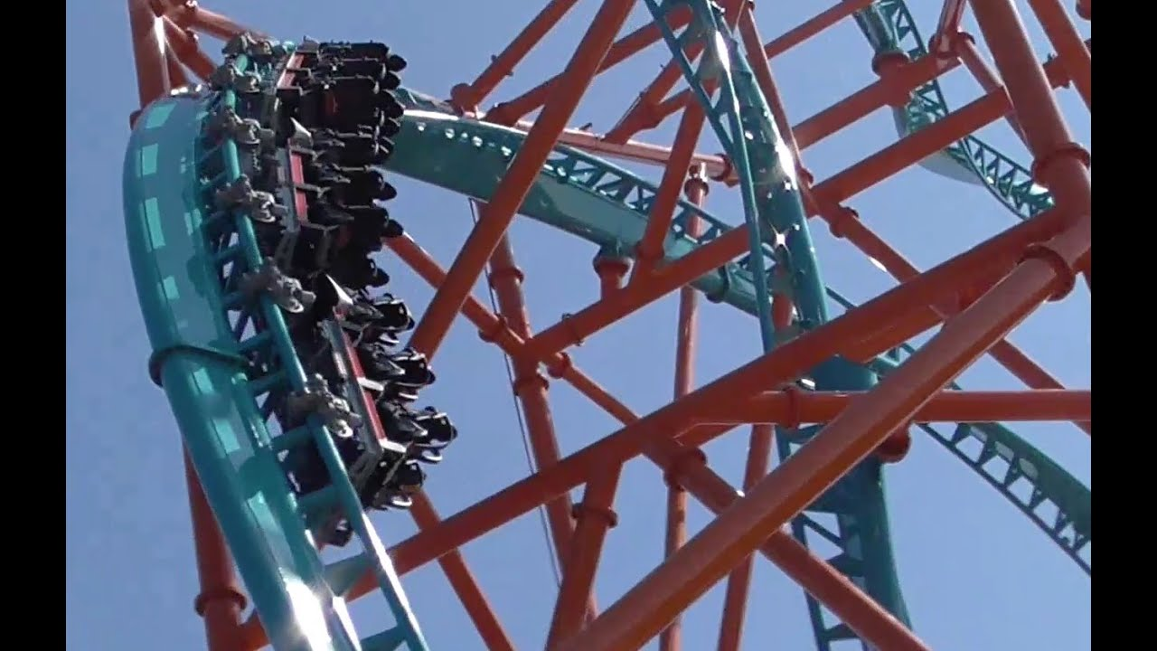 Tempesto Begins Testing At Busch Gardens Williamsburg March 2015 New Roller  Coaster