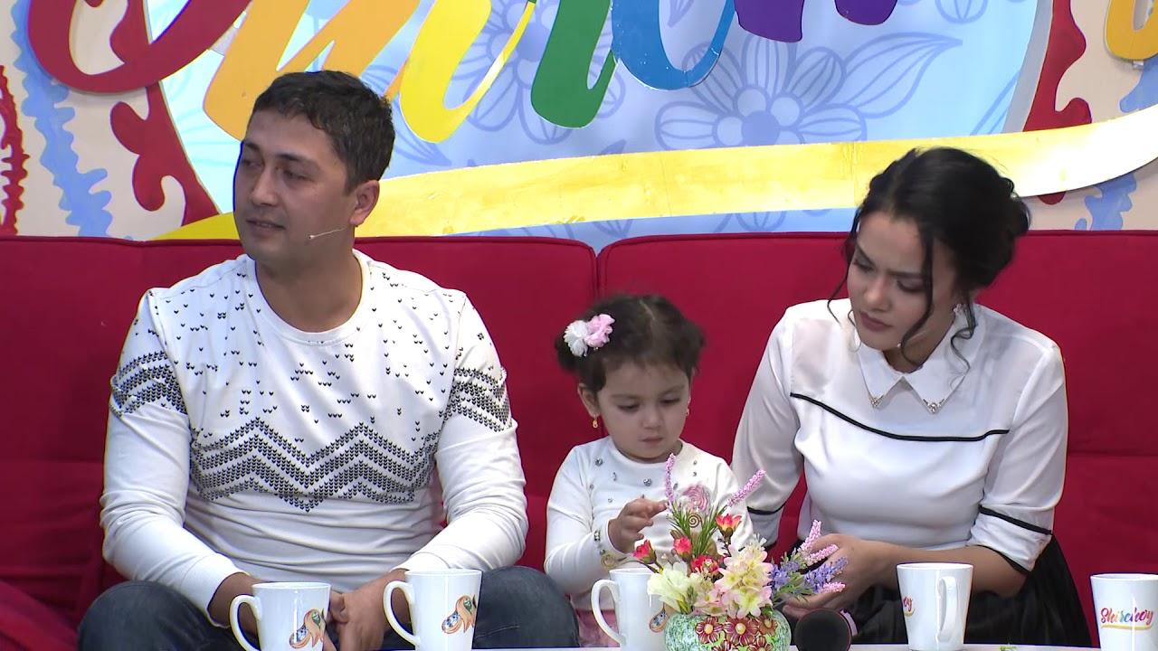 Shirchoy - Sanjar va Ruxshona Matkarimovlar (05.02.2018)